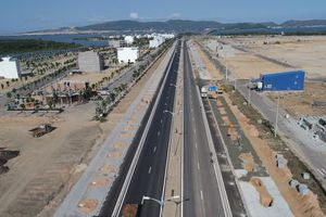 Hơn 3.600 tỷ đồng nâng cấp đường kết nối cảng Quy Nhơn với Tây Nguyên