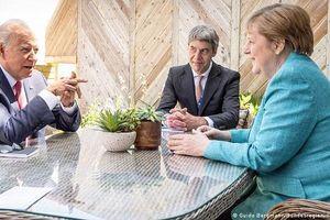 Thủ tướng Đức thảo luận về Nord Stream 2 với Tổng thống Mỹ tại G7