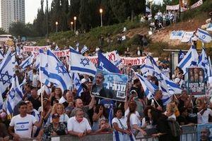 Quốc hội Israel bỏ phiếu thông qua Chính phủ mới