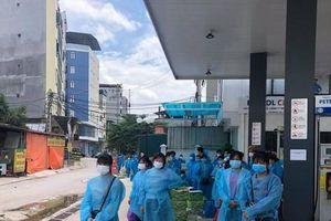 Bắc Giang lập phương án đưa công nhân các tỉnh về quê