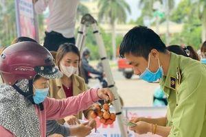Tây Nguyên hỗ trợ tiêu thụ gần 200 tấn vải thiều Bắc Giang