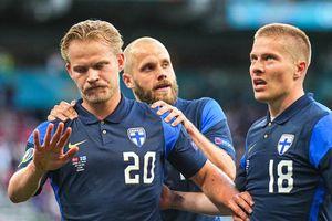 Đan Mạch thua sốc Phần Lan ngay trên sân nhà