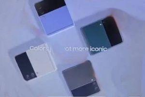 Ngày ra mắt của Galaxy Z Fold3, Z Flip3, Watch4, Watch Active4 được tiết lộ