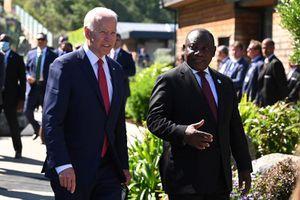 Nam Phi kêu gọi lãnh đạo G7 thực hiện cam kết tài chính chống COVID-19