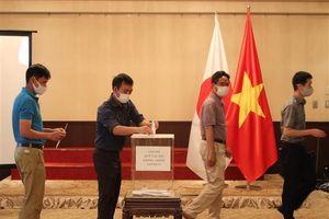Người Việt tại Nhật Bản quyên góp ủng hộ quê nhà chống dịch COVID-19