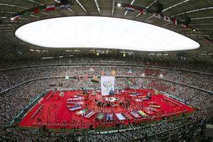 Wembley - sân vận động tổ chức số trận đấu nhiều nhất