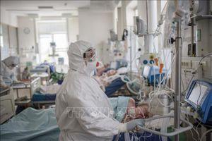 Số ca mắc mới COVID-19 tại Nga tăng lên mức cao nhất kể từ tháng 2