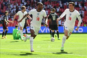EURO 2020: Sterling lập công giúp Anh vượt qua Croatia
