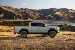 Đôi điều cần biết về xe bán tải Toyota Tacoma Trail Edition 2022, giá gần 40.000 USD