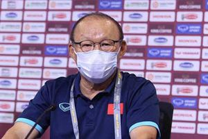 HLV Park Hang Seo bị cấm tiếp xúc với ĐT Việt Nam ở trận gặp UAE