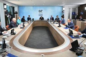 Sợ bị Bắc Kinh nghe trộm, phòng họp Hội nghị thượng đỉnh Nhóm G7 bàn về Trung Quốc phải ngắt mạng