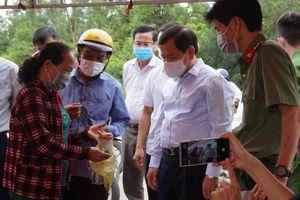 Dân gần nhà máy thép phản ứng gì sau khi Chủ tịch Quảng Ngãi đối thoại?