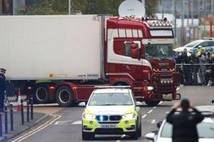 Bắt giữ thêm một nghi can trong vụ 39 thi thể trong xe tải đông lạnh