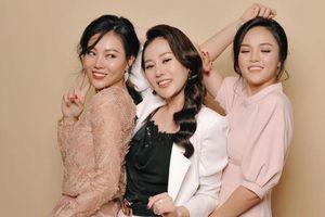 Ba 'chị em' động Thiên Thai hội ngộ trong 1 bức hình, khả năng tái hợp trong phim mới?