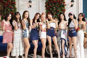 Ca khúc mới thất bại, Twice bị dân mạng 'cà khịa' khả năng hát live