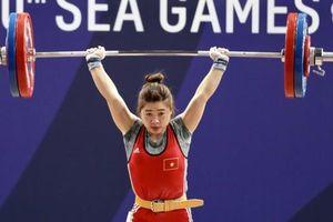 Cử tạ Việt Nam xuất sắc giành 3 suất tham dự Olympic Tokyo