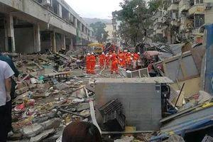 Nổ khí gas làm ít nhất gần 50 người thương vong ở Trung Quốc