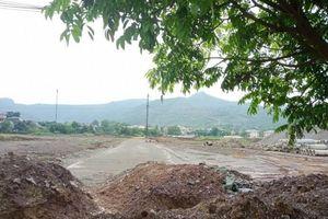 Dự án nhà máy thủy điện Hòa Bình mở rộng: Chủ đầu tư chưa được phép tận thu đất thải