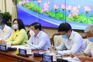 TP.HCM đặt mục tiêu tiêm vaccine cho 2/3 người dân của thành phố trong năm 2021