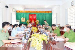 Đảng bộ Công an huyện Xuân Lộc: Vượt khó hoàn thành tốt nhiệm vụ được giao