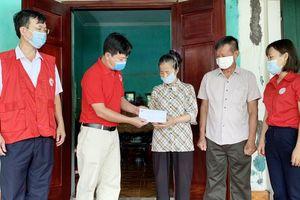 Hội Chữ thập đỏ tỉnh: Giao ban cụm thi đua số 2