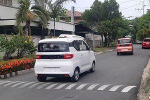 Wuling Hongguang Mini - Mẫu xe điện giá rẻ xuất hiện tại Đông Nam Á
