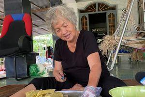 Tây Ninh vào mùa làm 'bánh ú lá tre' truyền thống đón tết Đoan Ngọ