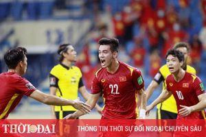 Hàn Quốc giúp ĐT Việt Nam tiến gần hơn tấm vé dự vòng loại thứ 3 World Cup 2022