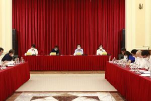 Bộ Xây dựng phân công lại nhiệm vụ lãnh đạo