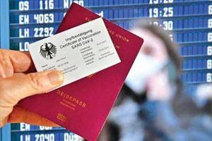 EU áp dụng chứng nhận COVID Kỹ thuật số EU từ 1/7
