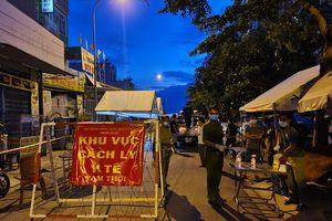 Quận Bình Tân: phong tỏa tạm thời toàn bộ chung cư Ehome 3