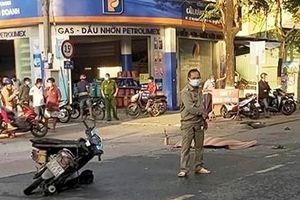 Va chạm với xe máy chở tôm, 1 người tử vong tại chỗ