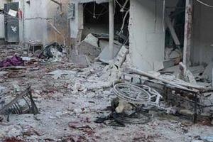 Bệnh viện Syria trúng pháo kích, 16 người chết