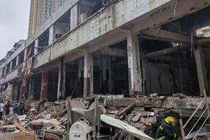 Nổ đường ống gas ở Trung Quốc, hơn 100 người thương vong