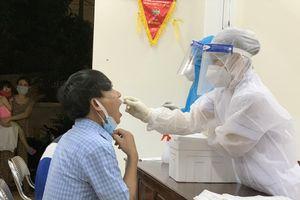 1.011 trường hợp F1 tại Hà Tĩnh âm tính với virus SARS-CoV-2
