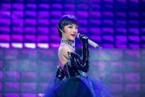 Lona hát lại hit 'OK' của Binz đầy nóng bỏng trong 'The Heroes 2021'