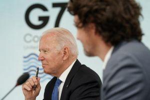 Bàn cách đối phó với Trung Quốc, Thượng đỉnh G7 'trống đánh xuôi, kèn thổi ngược'