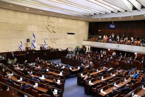 Quốc hội Israel sẽ bỏ phiếu thông qua chính phủ mới vào hôm nay