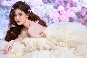 Trương Quỳnh Anh hóa nàng thơ mộng mơ hậu phẫu thuật tuyến giáp trong bộ ảnh mới