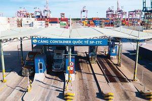 Khoanh vùng tạm thời một phần Cảng container Thủ Đức liên quan ca mắc COVID-19