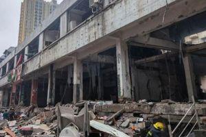 Nổ khí gas tại khu dân cư Trung Quốc, 11 người chết
