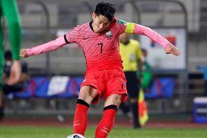 Son Heung-min ghi bàn, Hàn Quốc giúp Việt Nam tiến gần vòng loại cuối World Cup 2022