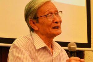 Nhà văn Nguyễn Xuân Khánh từng học trường Y