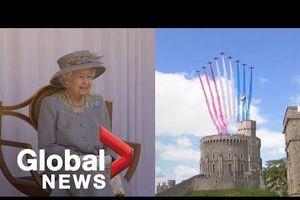 Nữ hoàng Anh Elizabeth II kỷ niệm sinh nhật lần thứ 95
