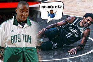 Đăng đàn cà khịa Kyrie Irving dính 'nghiệp quật': Cựu sao Boston Celtics bị netizen bóc mẽ cực mạnh