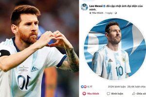 Messi chính thức 'vượt mặt' cựu Tổng thống Obama, xác lập kỷ lục Guinness mới trên Facebook sau hơn 9 năm