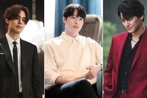 Những 'chàng hồ ly' quyến rũ nhất màn ảnh Hàn Quốc