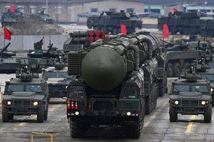 SIPRI: Thế giới gia tăng số lượng đầu đạn hạt nhân sẵn sàng triển khai