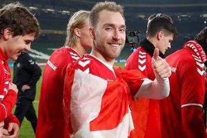 Eriksen có thể dự khán trận Đan Mạch - Bỉ tại vòng bảng Euro