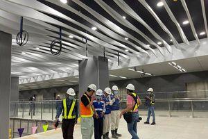 TP.HCM: Đang triển khai kế hoạch vận hành metro số 1